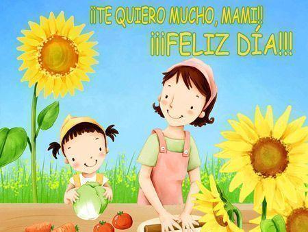 felicitaciones dia de la madre