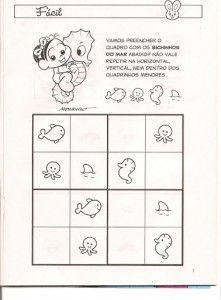 sudokus para niños