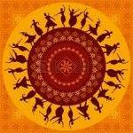 Cuento para niños Naima y la danza