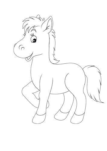 Dibujos De Ponies Para Colorear Serie Dibujos Ponies