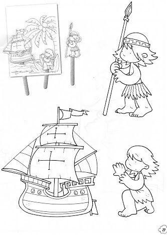 Cristóbal Colón Para Niños Y Niñas