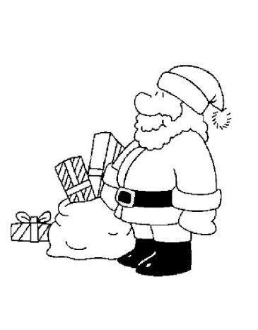 Dibujos De Navidad Para Colorear Navidad 2015